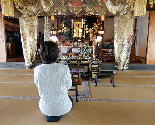 天台宗龍禅寺本堂