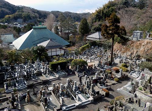 臨済宗浄妙寺墓園
