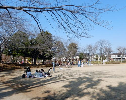けやき台公園