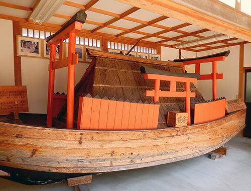 補陀洛渡海船01
