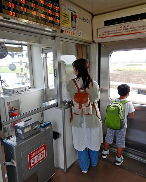 関東鉄道常総線下り普通列車