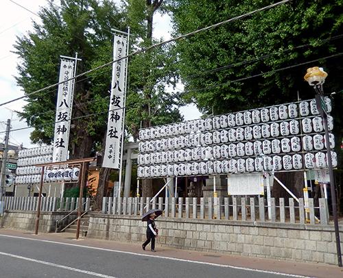 守谷八坂神社祭礼