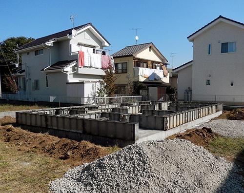 基礎工事開始から一週間01