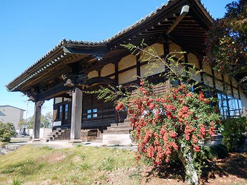 天台宗西林寺本堂